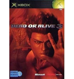 JEUX XBOX DEAD OR ALIVE 3