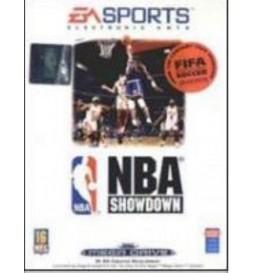 JEU MEGA DRIVE NBA SHOWDOWN '94