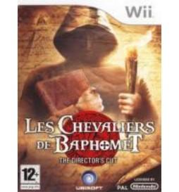 JEU WII LES CHEVALIERS DE BAPHOMET : THE DIRECTOR'S CUT