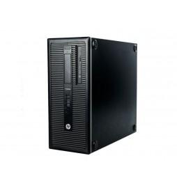 TOUR PC HP PRO DESK 600 G1 I5 4570 3.20 GHZ 8 GO RAM 500 GO HDD AMD RADEON HD 8490