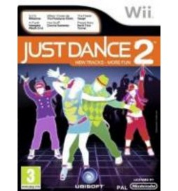 JEU WII JUST DANCE 2
