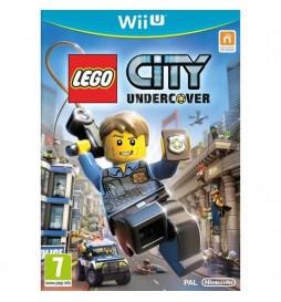 JEU WII U LEGO CITY UNDERCOVER