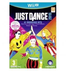 JEU WII U JUST DANCE 2015