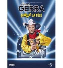 DVD LAURENT GERRA FLINGUE LA TÉLÉ
