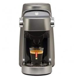 CAFETIERE A DOSETTE MALONGO EXP400 METAL GREY