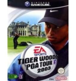 JEU GAMECUBE TIGER WOODS PGA TOUR 2003
