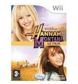 JEU WII HANNAH MONTANA : LE FILM