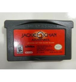 JEU GAME BOY ADVANCE JACKIE CHAN ADVENTURES: LEGEND OF THE DARK HAND