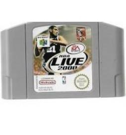 JEU NINTENDO 64 NBA LIVE 2000