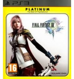 JEU PS3 FINAL FANTASY XIII (13)