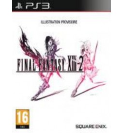 JEU PS3 FINAL FANTASY XIII-2 (13 2)