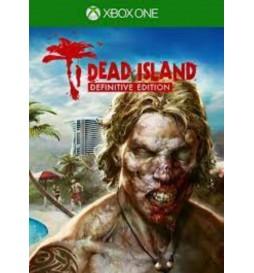 JEU XBOX ONE DEAD ISLAND DEFINITIVE EDITION