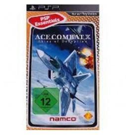 JEU PSP ACE COMBAT X SKIES OF DECEPTION