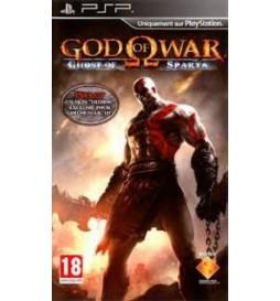 JEU PSP GOD OF WAR GHOST OF SPARTA