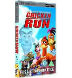 FILM PSP CHICKEN RUN