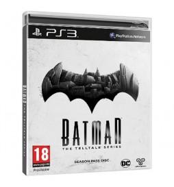 JEU PS3 BATMAN : THE TELLTALE SERIES