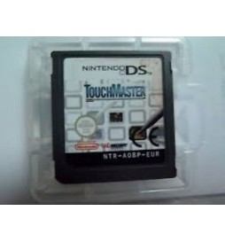 JEU DS TOUCHMASTERS