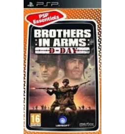 JEU PSP BROTHERS IN ARMS D-DAY ESSENTIALS