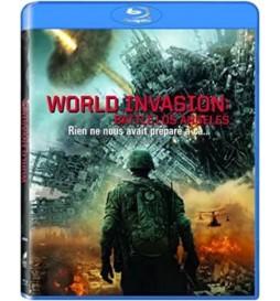 BLURAY WORLD INVASION: BATTLE LOS ANGELES