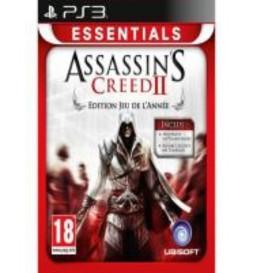JEU PS3 ASSASSIN'S CREED : BROTHERHOOD ESSENTIALS
