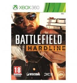 JEU XBOX 360 BATTLEFIELD HARDLINE