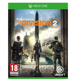 JEU XBOX ONE THE DIVISION 2