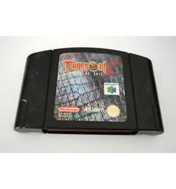 JEU N64 TUROK 2 SEEDS OF EVIL