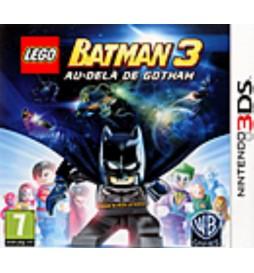 JEU 3DS LEGO BATMAN 3 : AU-DELÀ DE GOTHAM