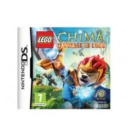 JEU DS LEGO LEGENDS OF CHIMA : LE VOYAGE DE LAVAL