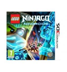 JEU 3DS LEGO NINJAGO NINDROÏDS