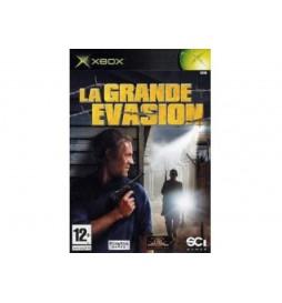 JEU XBOX  LA GRANDE EVASION