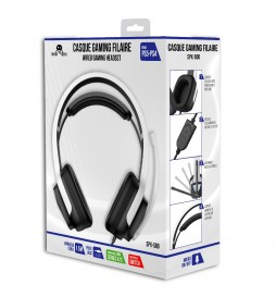 CASQUE GAMING FILAIRE FREAKS AND GEEK SPX-500 POUR PS5/PS4, SERIES X/S