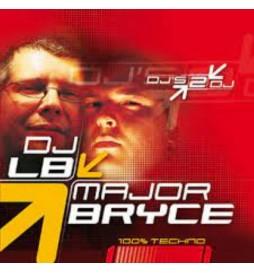 CD DJ'S 2 DJ - MAJOR BRICE, DJ LB