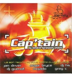 CD CAP'TAIN - SUMMER SESSION 2004