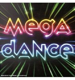 CD LE MEILLEUR DE LA DANCE SUR 4 CD - MEGA DANCE