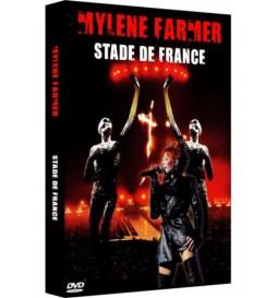 DVD MYLÈNE FARMER - STADE DE FRANCE - ÉDITION LIMITÉE