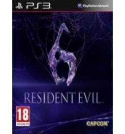 JEU PS3 RESIDENT EVIL 6