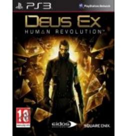 JEU PS3 DEUS EX : HUMAN REVOLUTION